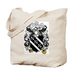 Cole Family Crest Tote Bag