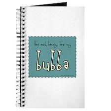 He's my Bubba Journal