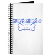 Powderpuff Munsterlander Journal