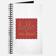 Bubba can Dance! Journal