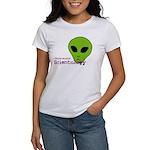 Alien Scientology Women's T-Shirt