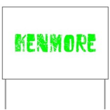 Kenmore Faded (Green) Yard Sign