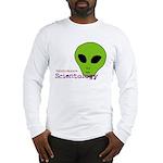Alien Scientology Long Sleeve T-Shirt