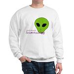 Alien Scientology Sweatshirt