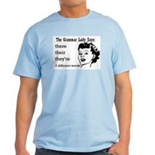 Their, They're, There T-Shirt