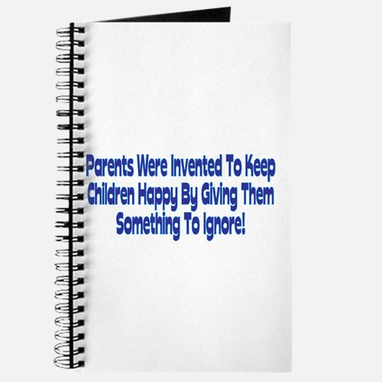 Parents Were Invented Journal