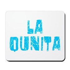 La Quinta Faded (Blue) Mousepad