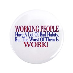 "Working People 3.5"" Button"