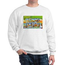 RHODE ISLAND RI Sweatshirt