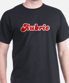Retro Aubrie (Red) T-Shirt