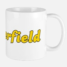 Retro Chesterfield (Gold) Mug