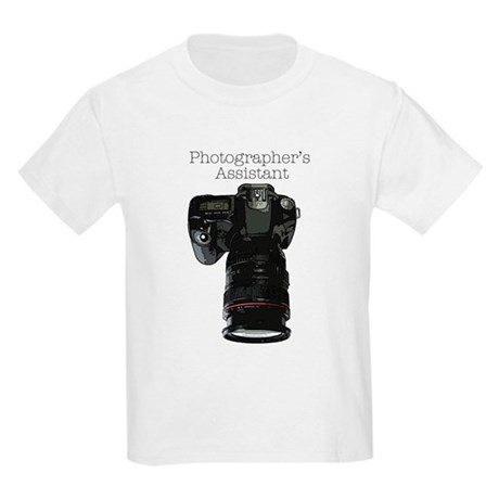 Photographer's Assistant Kids' T-Shirt