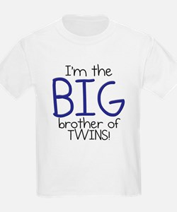 Big Brother (Twins) T-Shirt