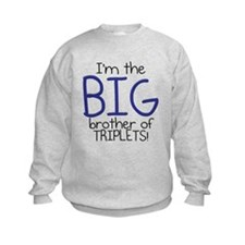 Big Brother (Triplets) Sweatshirt