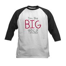 Big Sister (Twins) Tee