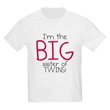 Big Sister (Twins) T-Shirt