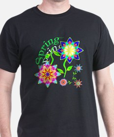 Unique First day of spring T-Shirt