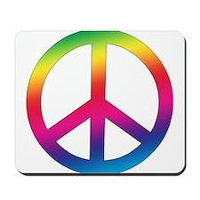 Peace Sign Mousepad