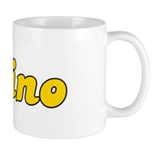 Retro Chino (Gold) Mug