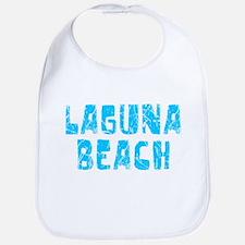 Laguna Beach Faded (Blue) Bib