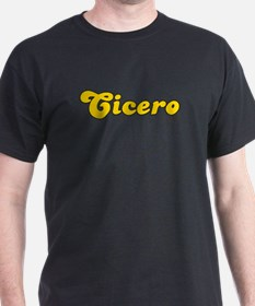 Retro Cicero (Gold) T-Shirt