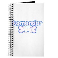 Powderpuff Komondor Journal