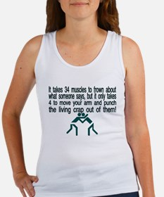 Living Crap Women's Tank Top