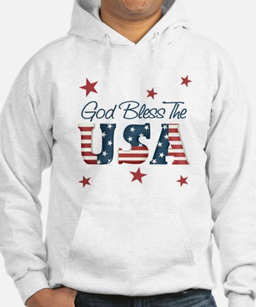 God Bless The U.S.A. Hoodie