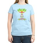 Jew for Peace (Color) Women's Light T-Shirt
