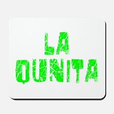 La Quinta Faded (Green) Mousepad
