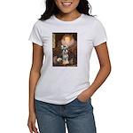 Elizabeth / Min Schnauzer Women's T-Shirt