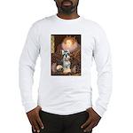 Elizabeth / Min Schnauzer Long Sleeve T-Shirt