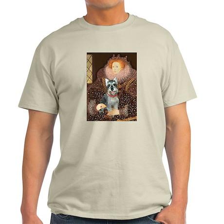 Elizabeth / Min Schnauzer Light T-Shirt