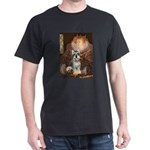 Elizabeth / Min Schnauzer Dark T-Shirt