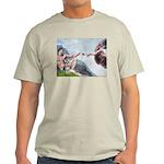 Creation / Schnauzer (#8) Light T-Shirt