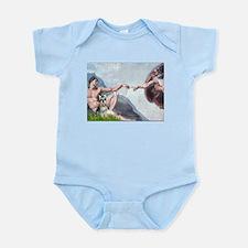 Creation / Schnauzer (#8) Infant Bodysuit