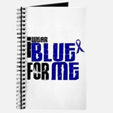 I Wear Blue For Me 6 Journal