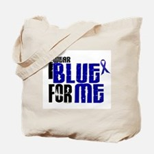 I Wear Blue For Me 6 Tote Bag