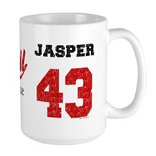 Vampire Baseball - Jasper 43 Mug