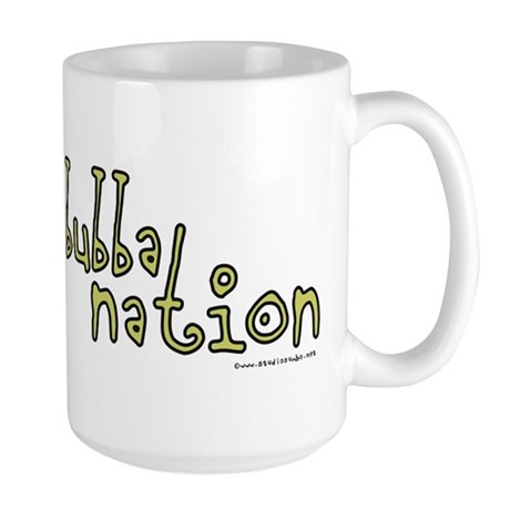 Bubba Nation Large Mug