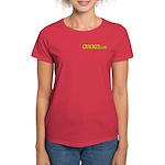 Crackedcom_YELLOW copy T-Shirt