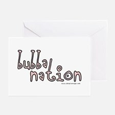 Bubba Nation Greeting Cards (Pk of 10)