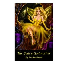 The Fairy Godmother Postcards (Package of 8)