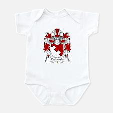 Kozlowski Family Crest Onesie