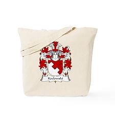 Kozlowski Family Crest Tote Bag