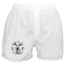 White Couch Boxer Shorts
