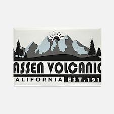 Lassen Volcanic - California Magnets