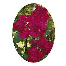 NJ Flower Ornament - Roses