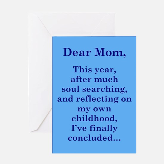 Mother's Day Greeting Card #2