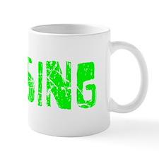 Lansing Faded (Green) Mug